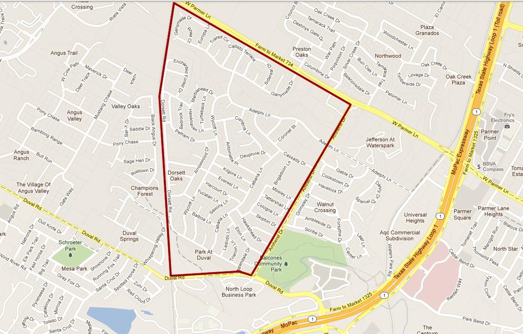 Neighborhood Wide Garage Sale In Milwood Area From Parmer