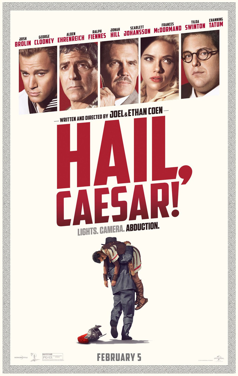 Weeknight Cinema at the Library - Hail Caesar! @ Milwood Branch Library | Austin | Texas | United States