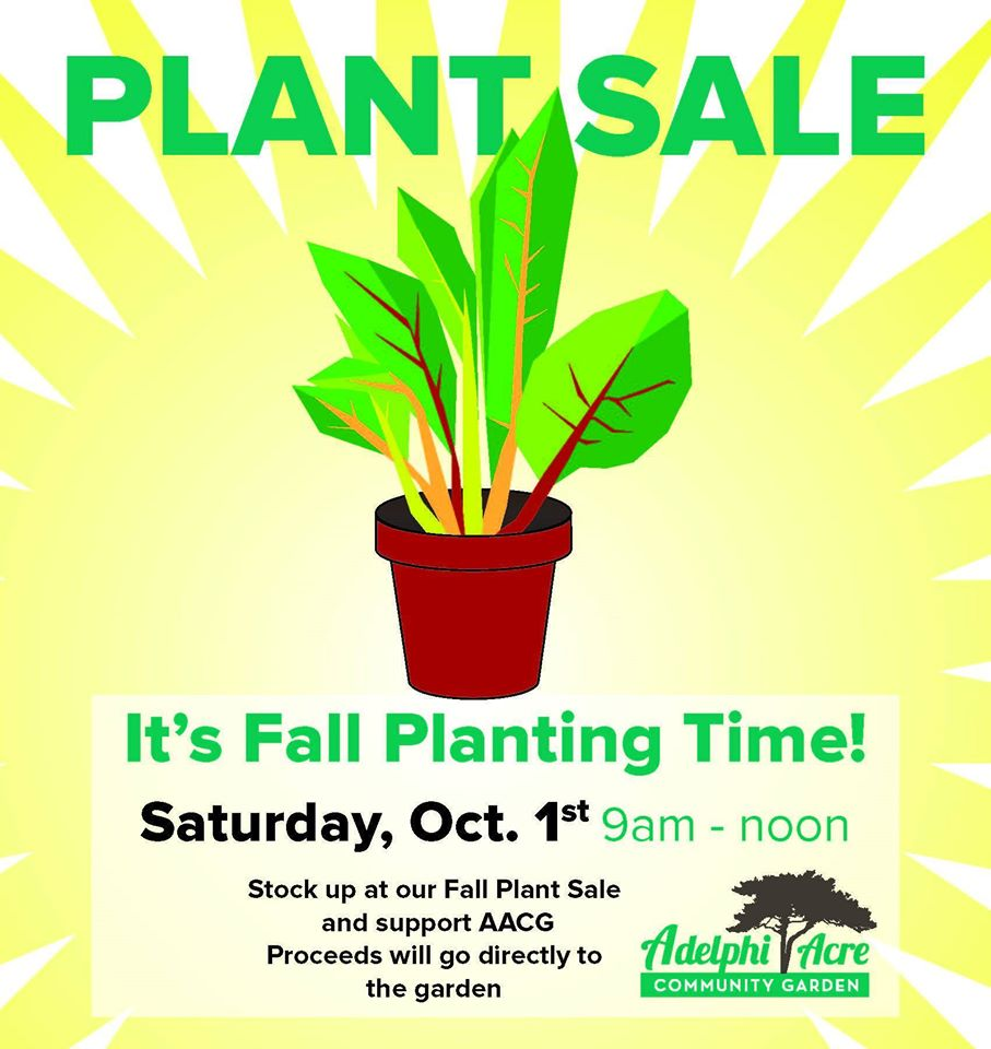 Plant Sale at Adelphi Acre Garden @ Adelphi Acre Community Garden | Austin | Texas | United States